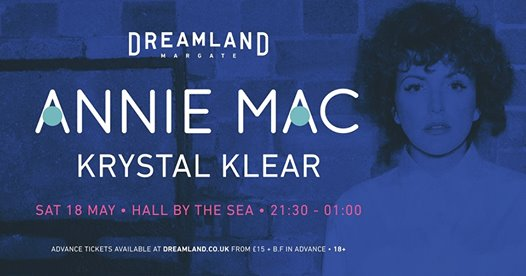 By the Sea news: Annie Mac | Festival Flyer