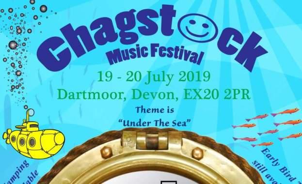 More names for Chagstock 2019