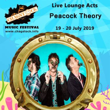 Chagstock news : For the Live Lounge, Peacock Theory – New Devon band ' Peacock Theory ', influen…