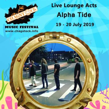 Chagstock news : More for the Live Lounge. Alpha Tide are a group of musicians totally focused on…