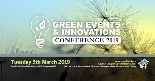 Cropredy news : Green Events & Innovations Conference 2019 (GEI11)