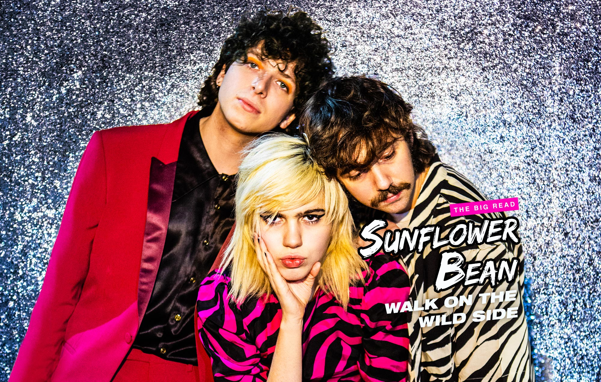 "Sunflower Bean Interview: ""We're coming at the world with a jackhammer"""