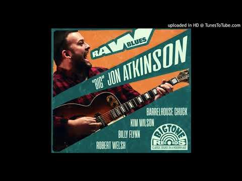 "Edinburgh Jazz and Blues Festival news : ""Big"" Jon Atkinson – RAW Blues Teaser"