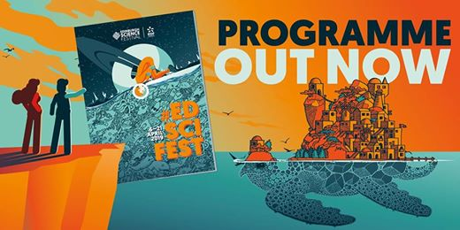 Edinburgh Jazz and Blues Festival news : Our friends at the Edinburgh Science Festival have just launched their 2019 prog…