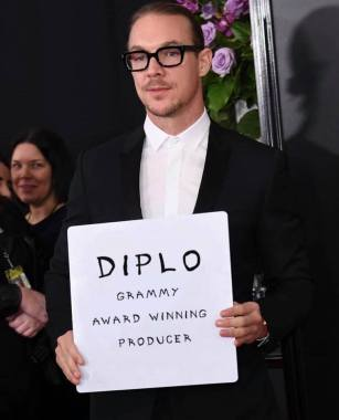 Field Day news : Congratulations to Diplo for winning Best Dance Recording at the #GRAMMYs⁠ ⁠…