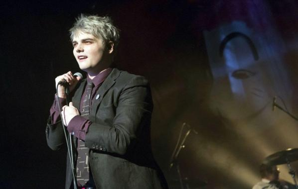 NME Festival blog: Gerard Way is sharing info about the main 'Umbrella Academy' characters