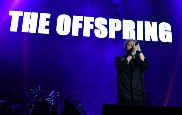 NME Festival blog: The Offspring have finished recording their long-awaited new album