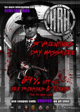 Hammerfest news : Valentines day is all about sharing something special with your loved ones. Well…