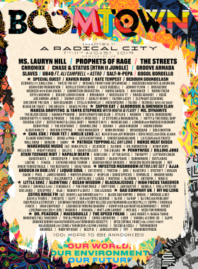 Big Boomtown 2019 big name announcement