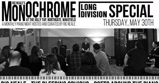 Long Division festival news : Ric Neale's Monochrome – Long Division Special