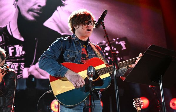 NME Festival blog: F.B.I open inquiry into Ryan Adams' communications with underage fan