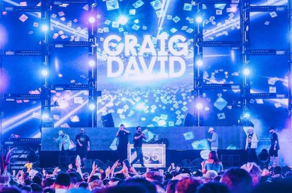 We are FSTVL news: Catch Craig David Presents TS5 on Sunday at the We Are Bass stage!
