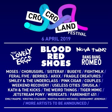 Cro Cro Land add more names to 2019 line-up