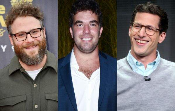 NME Festival blog: Seth Rogan and The Lonely Island are still making a spoof Fyre Festival film