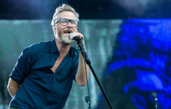 NME Festival blog: The National announce 'special' intimate shows – including one in London