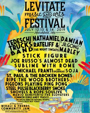 REDDIT FESTIVAL NEWS Levitate Music Festival – Marshfield, MA