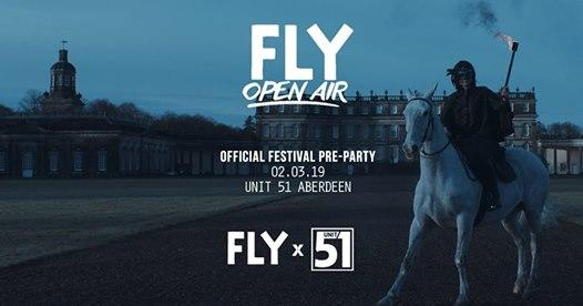 FLY Open Air news : FLY x Unit 51 [FLY Open Air Pre-Party]