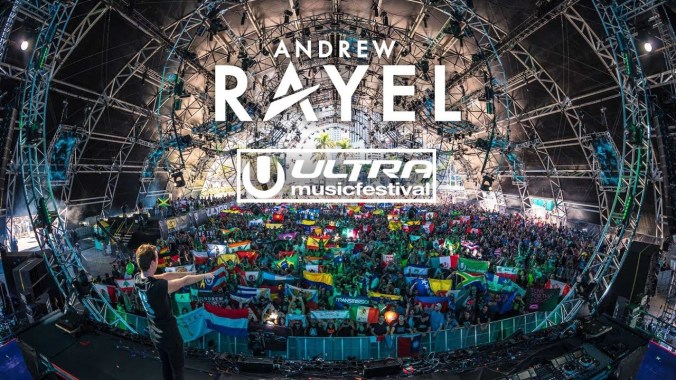 FESTIVAL HIGHLIGHTS: Andrew Rayel Live at Ultra Music Festival 2018 (A State Of Trance Stage)