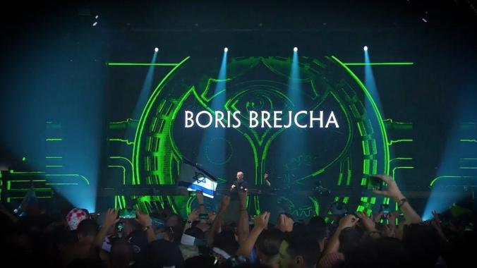 FESTIVAL HIGHLIGHTS: Boris Brejcha @ Tomorrowland Belgium 2018