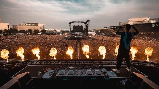 FESTIVAL HIGHLIGHTS: Nicky Romero Live at Ultra Japan 2018