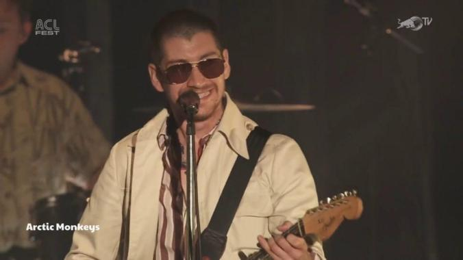 FESTIVAL HIGHLIGHTS: Arctic Monkeys – Live in Austin 2018