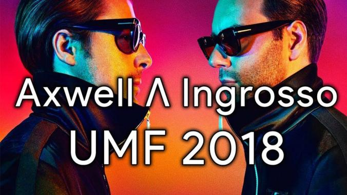 FESTIVAL HIGHLIGHTS: Axwell Λ Ingrosso – Live @ Ultra Music Festival, UMF Miami 2018 (Live Tracklist)