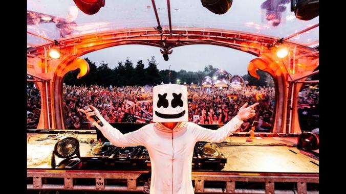 FESTIVAL HIGHLIGHTS: Marshmello at Tomorrowland Music Festival in Boom, Belgium Recap