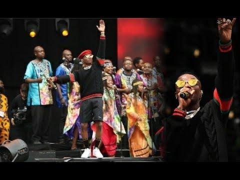 FESTIVAL HIGHLIGHTS: Wizkid & Tiwa Savage Perform Fever At Global Citizen Festival 2018