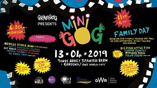 Grinagog news : **Grinagog presents Minigog**…