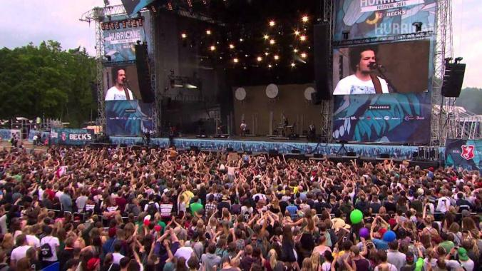 FESTIVAL HIGHLIGHTS: MILKY CHANCE – Stolen Dance (Live At Hurricane Festival 2015)