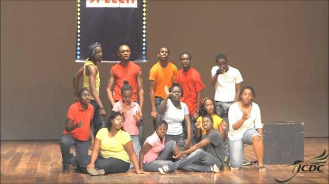 FESTIVAL HIGHLIGHTS: JCDC National Festival of the Arts Speech Finals 2015 Highlight