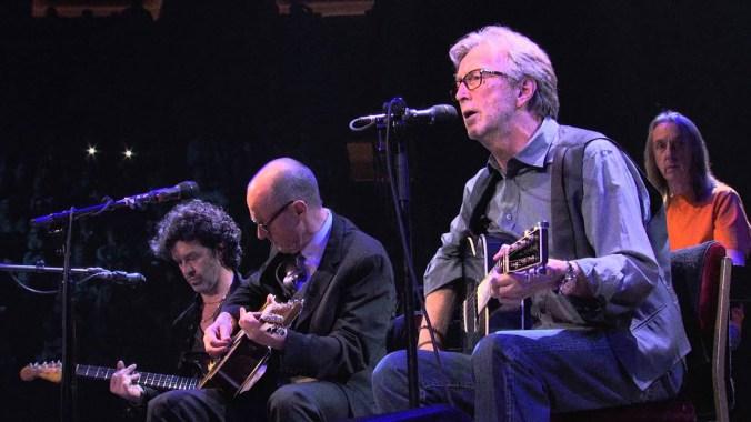 FESTIVAL HIGHLIGHTS: Eric Clapton – 2013 Crossroads Guitar Festival