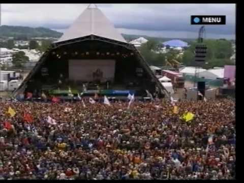 FESTIVAL HIGHLIGHTS: Manic Street Preachers – Glastonbury Festival 2007 (Highlights)