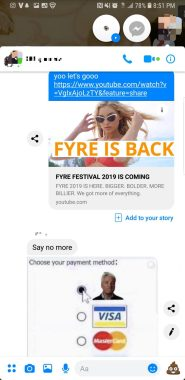 REDDIT FESTIVAL NEWS Say no more