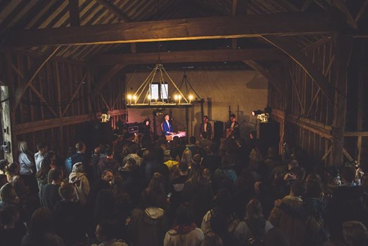 Barn on the Farm news:  Have a banging weekend, you lot. Go and see some amazing music if you can – tha…