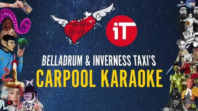 Belladrum Tartan Heart Festival  news:  Carpool Karaoke Competition