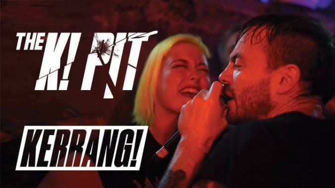 Bloodstock news:  Cancer Bats in The K! Pit