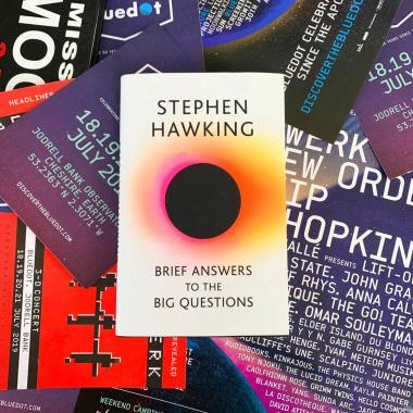 Bluedot Festival news: To celebrate Stephen Hawking's life-long achievements within the science wo…