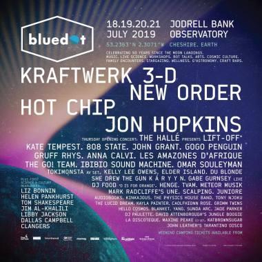 Bluedot Festival news:  bluedot 2019.