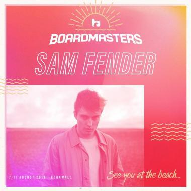 Boardmasters Festival news: 5 Reasons Why We Love Sam Fender | Boardmasters Festival 2019