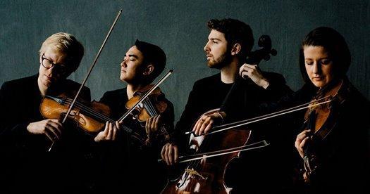 Brighton Festival news: Marmen Quartet