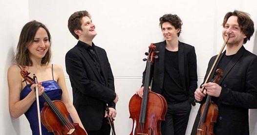 Brighton Festival news: Ruisi Quartet
