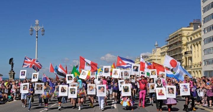Brighton Pride news: Pride Parade