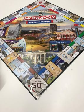 By the Sea news: Hands up who loves Monopoly  Well now you can show your competitive side with a …