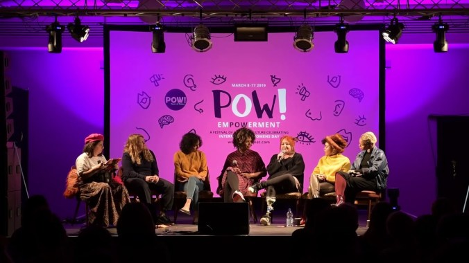 By the Sea news: Women, diversity, arts – Are we cutting the mustard? Part of POW! Festival