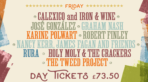 Cambridge Folk Festival news: Friday is already packed full of wonderful artists… plus music in The Den and …
