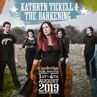 Cambridge Folk Festival news: Tune into The Folk show 9pm, tonight on BBC/Radio 2  to hear  Kathryn Tickell an…