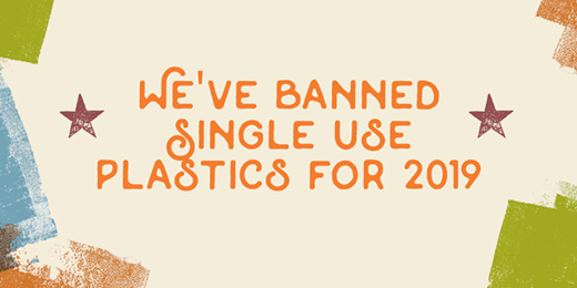 Cambridge Folk Festival news: We're working hard on becoming a greener festival. 2019 sees us BANNING all sing…