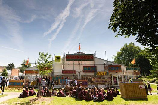 Cheltenham Festivals news : Get your fill of Science this summer and apply to volunteer at #cheltscifest…