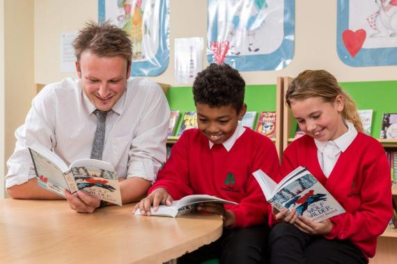 Cheltenham Festivals news : Reading Teachers=Reading Pupils to be rolled out nationally – Cheltenham Festivals
